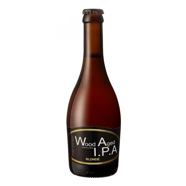 cap d'ona wood aged ipa blond