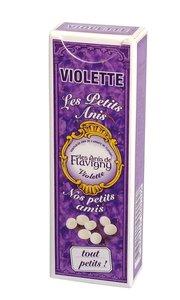 les anis de flavigny violette