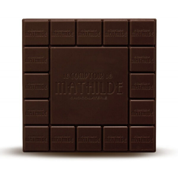 tablet puur chocolade