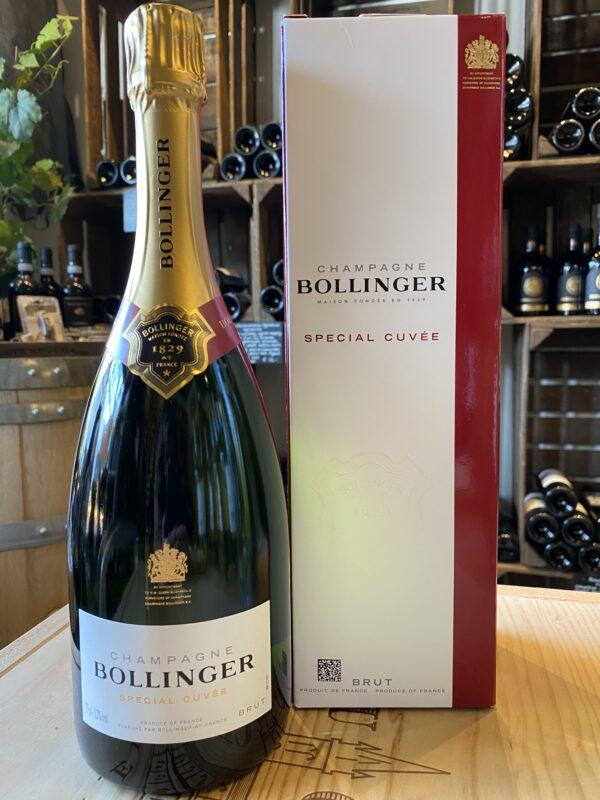 champagne bollinger cuvee brut