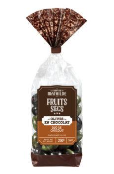 chocolade amandelen