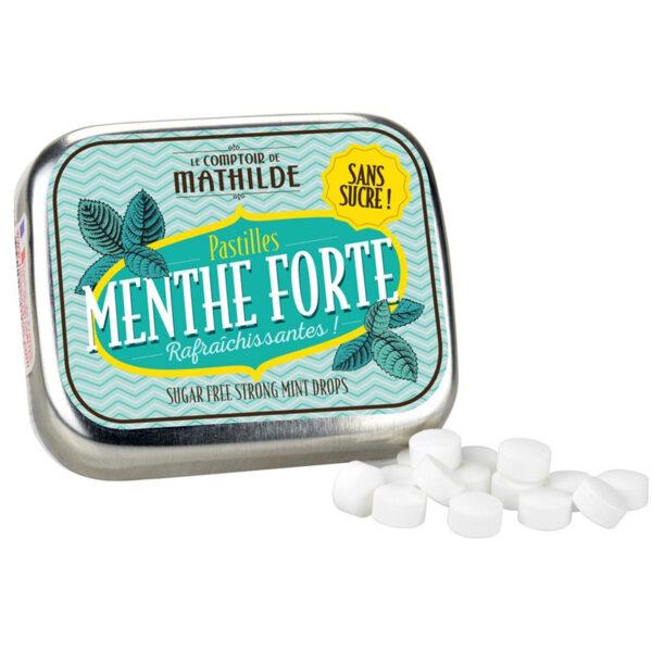 pepermunt pastilles