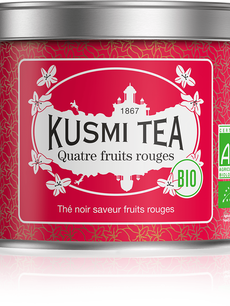 kusmi four red fruits