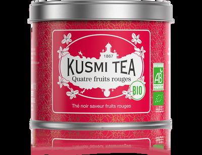 kusmi four red fruits