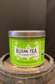 kusmi-green ginger lemon