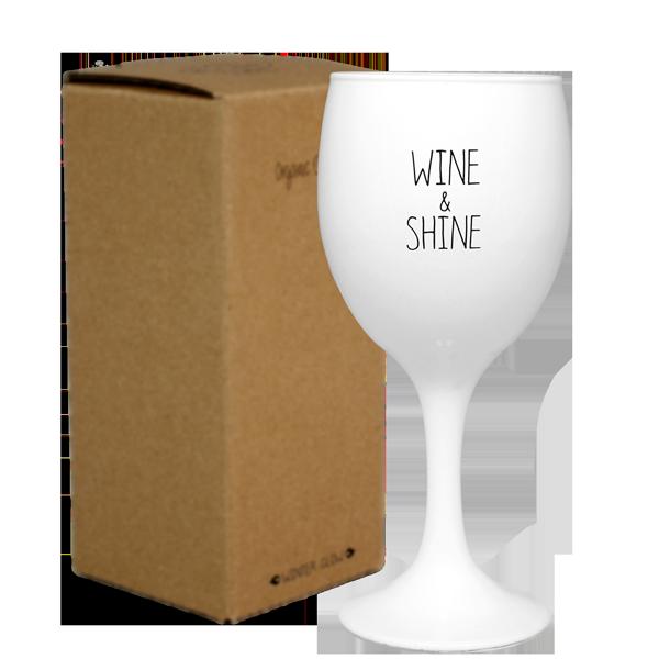 kaars wine and shine