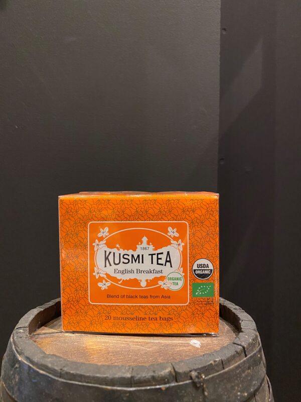 kusmi thee english breakfast