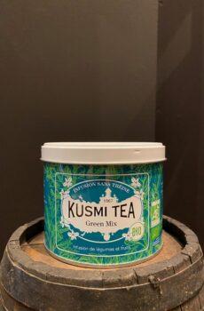 kusmi tea green mix