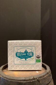 kusmi tea white tropical