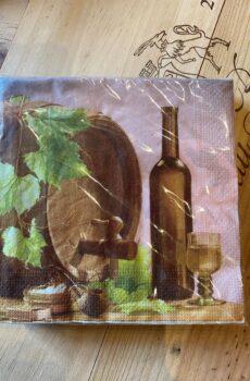 servetten wijnton