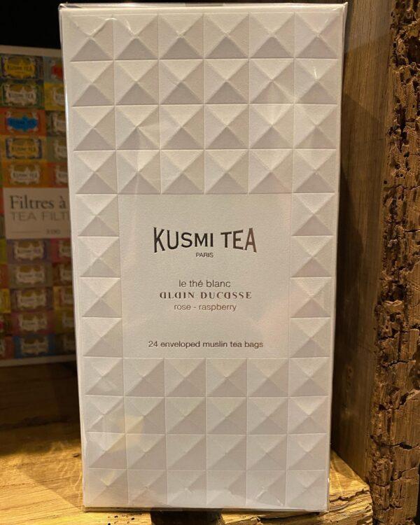 kusmi witte thee